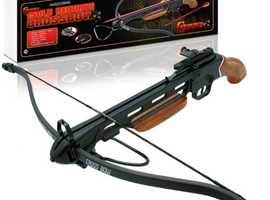 'CERBERUS' Short Stock Anglo Arms Rifle Crossbow. 150lb draw weight.