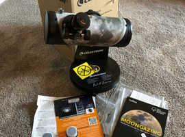 National Geographic Celestron Telescope