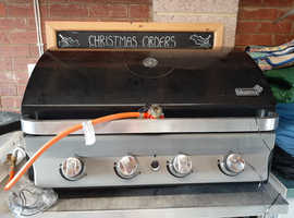 Brand New Gas BBQ Top