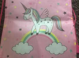 Kids unicorn bag