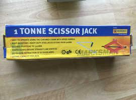 1Tonne Scissor Jack