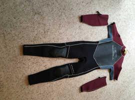 Man's O'Neill wetsuit
