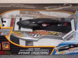 'Hydro Lightning' Radio Controlled Boat (new)