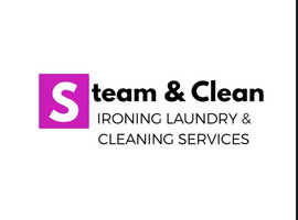 Ironing, laundry & cleaning services