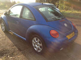 VW BEETLE AUTOMATIC LOW MILEAGE MOT 5 MONTHS 1 OWNER SINCE 2007 FULL VOSA HISTORY CLEAN RELIABLE CAR