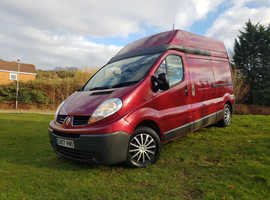 Renault Trafic LWB High top same as Vauxhall Vivaro Panel Van
