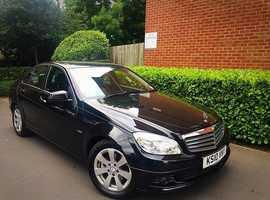 "2010 10 REG Mercedes-Benz C Class 1.8 C180 Kompressor BlueEFFICIENCY SE 4dr "" HPI CLEAR """