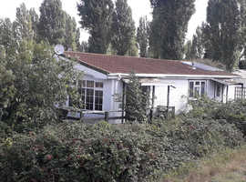 Freehold plot in Essex with river frontage