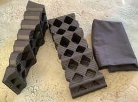 Motorhome Caravan accessories Milenco levelling ramps