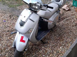 Direct bike classic  / lambretta replica
