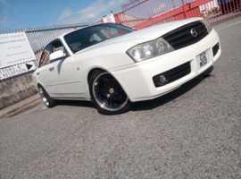 Nissan Gloria GT ultima 3.0 turbo, 400bhp