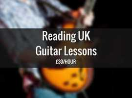 Guitar lessons from an experienced performer - Get RESULTS!