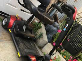 GoGo Elite Traveller LX Mobility Scooter