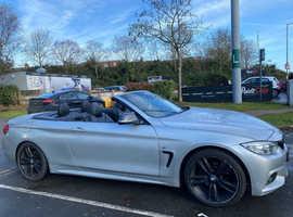 2014 BMW 4 SERIES 2.0 420D M SPORT 2D AUTO DIESEL