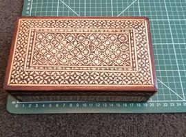 nice inlaid antique box