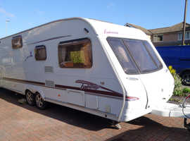 Sprite Fairway 590 6 berth - fully equipped and ready to go!