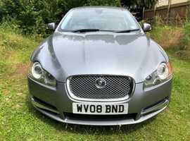 Jaguar Xf, 2008 (08), Semi auto Diesel, 35,215 miles