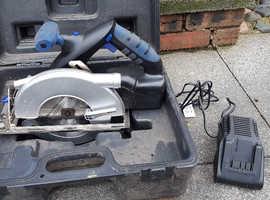 Cordless 24v circular saw