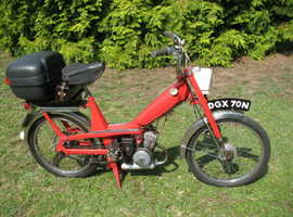 'Classic' Collectable Mobylette Moped in VG Condition