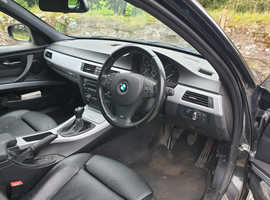 BMW 3 Series, 2011 (61) Black Estate, Manual Diesel, 150,000 miles