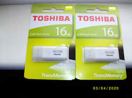 Toshiba USB drives