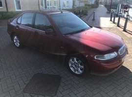Rover 400, 1998 (R), Manual Diesel, 81,000 miles