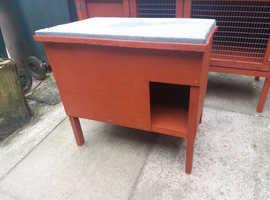 Cat kennel/shelter