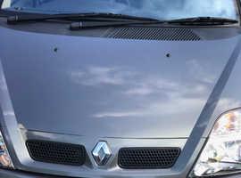 Renault Scenic, 2003 (03) Grey MPV, Manual Diesel, 92,000 miles