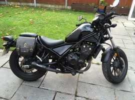 Honda CMX 500 Black