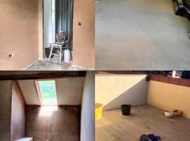 Plastering Offered - Dorset Based