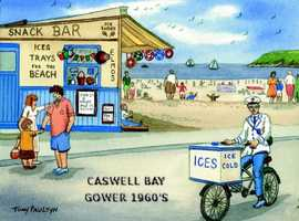 70 pc jigsaw puzzles copies of hand painted pictures in Gower and district