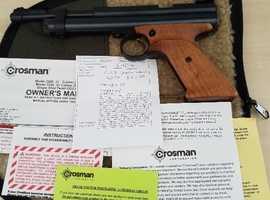 Crosman F4 Mods