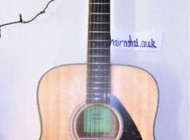 YAMAHA  FG800 M model. Set-up. Quality New Strings and presented in V.GC indeed