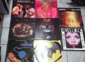 JOB LOT OF TWELVE INCH RECORDS MOST ARE ALBUMS