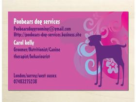 Dog training and grooming specialists
