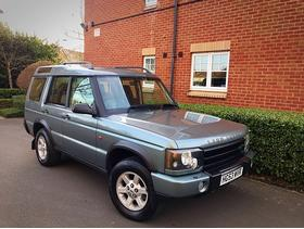 "2003 53 REG Land Rover Discovery 2 2.5 TD5 GS 5dr (7 Seats) "" HPI CLEAR """