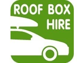 Roof box hire service only