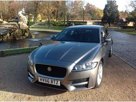 2016 Jaguar XF 2.0 TD R-Sport, Automatic Diesel, 16,000 miles