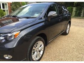 Lexus Rx, 2011 (60) Grey Estate, Cvt , 56,000 miles