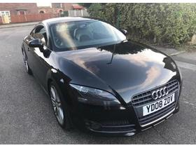 Audi TT 2.0T, valid MOT, leather and suede interior, drives perfectly