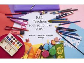 Are you an experienced KS2 Primary School Teacher?