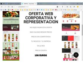 High quality information pages 100 euros