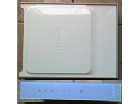NETGEAR RangeMax Model WNR834B Wireless N Router with 12v PSU - WORKING