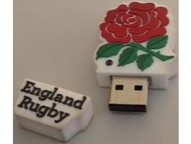 ENGLAND RUGBY 2GB USB Memory Stick