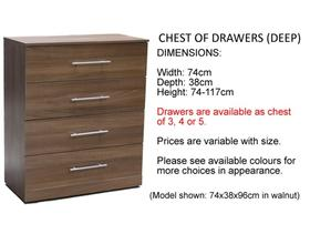 COMPLETE BASIC STORAGE FURNITURE PACKAGE 3  - SPECIAL OFFER