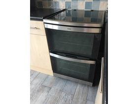 AEG Double Oven, with Induction Hob