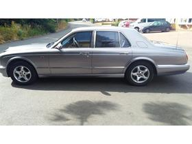 Bentley Arnage, 1998 (S) Silver Saloon, Automatic Petrol, 177,000 miles