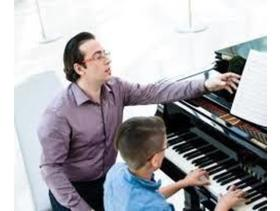 piano teachers london