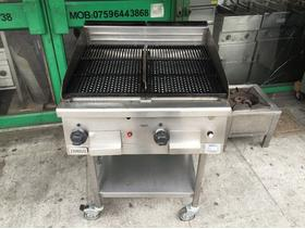 GAS CHARCOAL BBQ KEBAB GRILL CATERING COMMERCIAL KITCHEN EQUIPMENT CAFE KEBAB CHICKEN RESTAURANT
