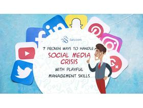 proven ways to manage social media crisis